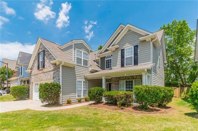 2234 Orchard Park Circle NW, Kennesaw, GA 30152 (MLS #6728525) :: RE/MAX Prestige