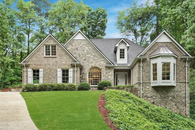290 Burdette Road, Atlanta, GA 30327 (MLS #6728528) :: BHGRE Metro Brokers