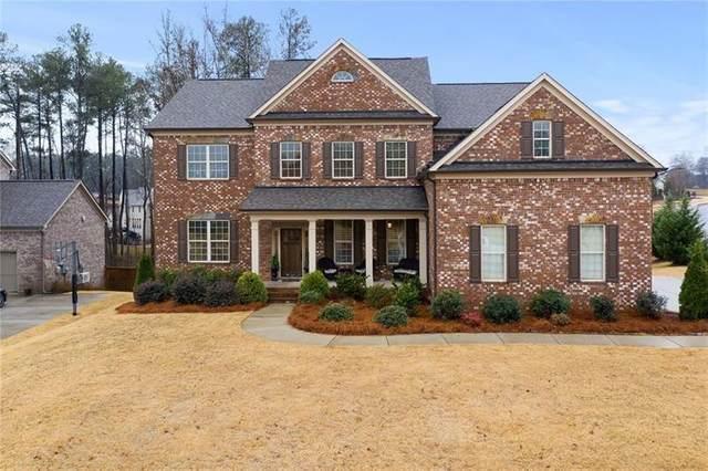 4449 Talisker Lane NW, Acworth, GA 30101 (MLS #6728540) :: Kennesaw Life Real Estate