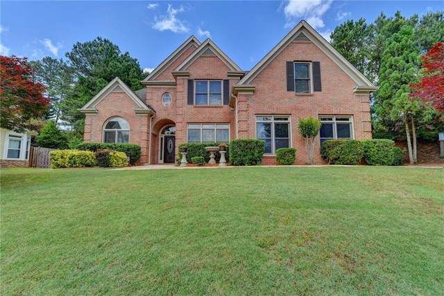 1810 Trailing Ivy Court, Marietta, GA 30062 (MLS #6728541) :: North Atlanta Home Team