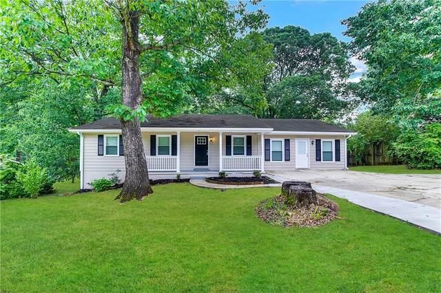 3730 Douglas Ridge Trail, Douglasville, GA 30135 (MLS #6728561) :: Kennesaw Life Real Estate