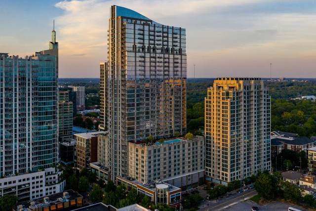 855 Peachtree Street NE #1206, Atlanta, GA 30308 (MLS #6728564) :: BHGRE Metro Brokers