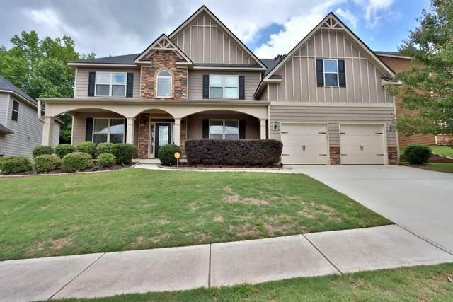 4347 Kershaw Drive, Snellville, GA 30039 (MLS #6728577) :: Charlie Ballard Real Estate