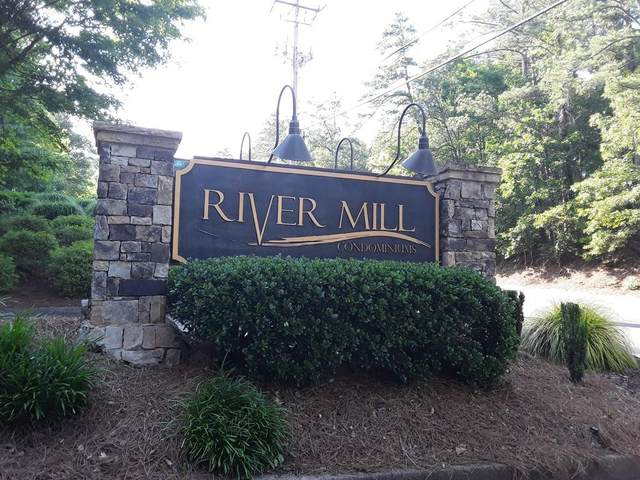 216 River Mill Circle #216, Roswell, GA 30075 (MLS #6728588) :: North Atlanta Home Team