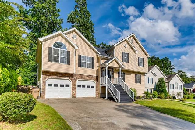 309 Split Rail Way, Canton, GA 30115 (MLS #6728598) :: The Realty Queen & Team