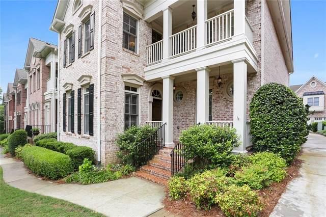 1266 Village Terrace Court, Dunwoody, GA 30338 (MLS #6728606) :: The Zac Team @ RE/MAX Metro Atlanta