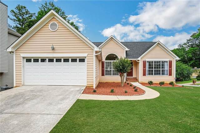 678 Glenspring Drive, Lawrenceville, GA 30043 (MLS #6728659) :: The Cowan Connection Team