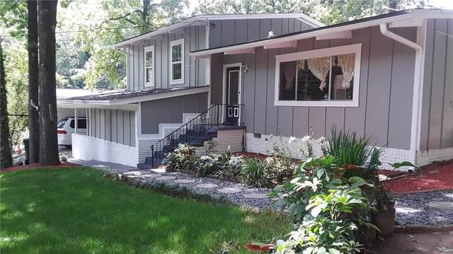 3026 Pleasant Valley Drive, Doraville, GA 30340 (MLS #6728660) :: BHGRE Metro Brokers