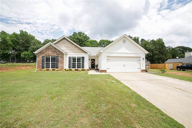 2546 Marixa Drive, Statham, GA 30666 (MLS #6728666) :: North Atlanta Home Team