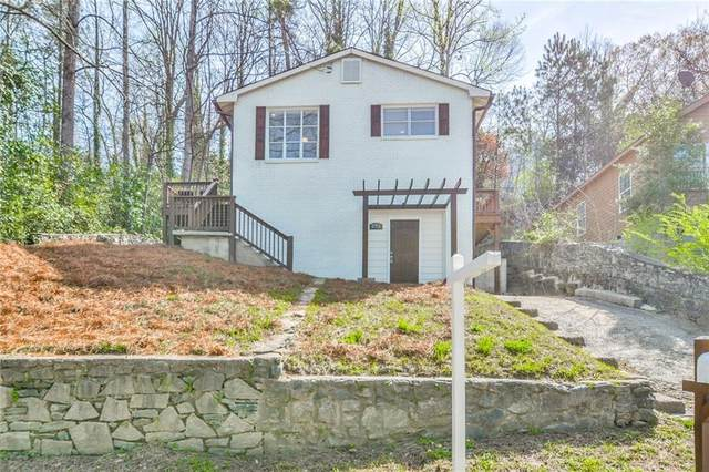 271 Childs Drive NW, Atlanta, GA 30314 (MLS #6728676) :: The Heyl Group at Keller Williams