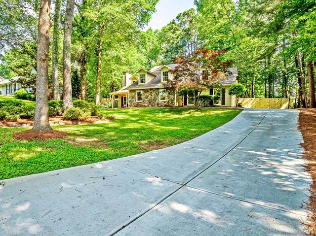 3021 Stoneridge Court NW, Marietta, GA 30064 (MLS #6728687) :: RE/MAX Prestige