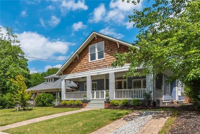 571 Cleburne Terrace NE, Atlanta, GA 30307 (MLS #6728704) :: Rock River Realty