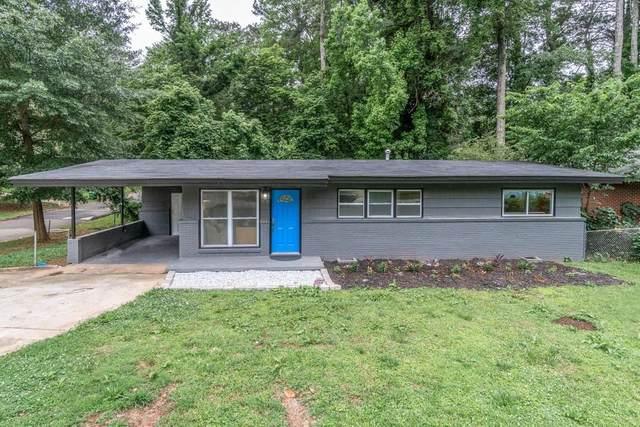 3053 Pasadena Drive, Decatur, GA 30032 (MLS #6728743) :: Todd Lemoine Team