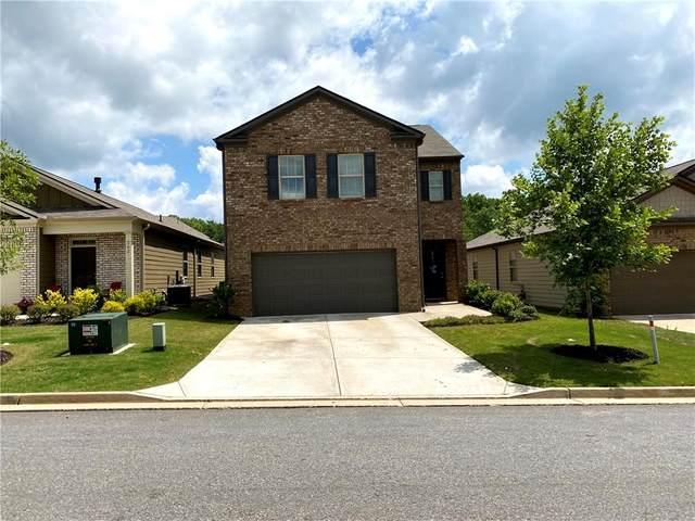 294 Ivey Hollow Circle, Dawsonville, GA 30534 (MLS #6728774) :: Todd Lemoine Team