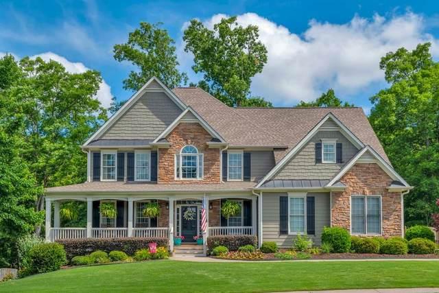 396 Crimson Drive, Dallas, GA 30132 (MLS #6728775) :: Rock River Realty
