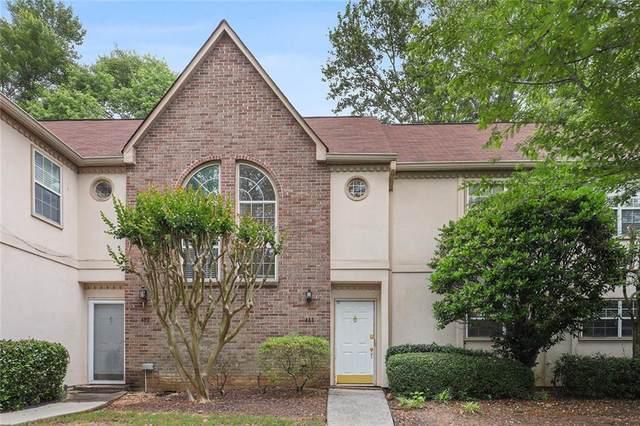 403 Bridge Lane, Smyrna, GA 30082 (MLS #6728778) :: Kennesaw Life Real Estate