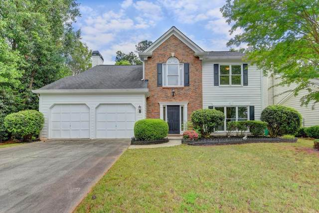 4140 Ancroft Circle, Peachtree Corners, GA 30092 (MLS #6728797) :: Charlie Ballard Real Estate