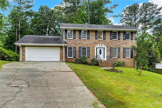 4086 Shady Circle, Lilburn, GA 30047 (MLS #6728807) :: The Zac Team @ RE/MAX Metro Atlanta