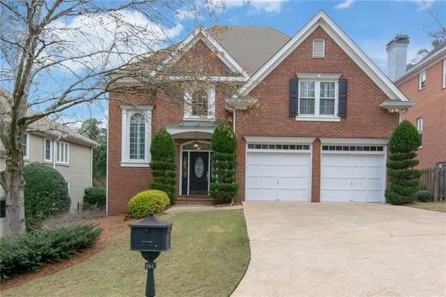 1064 Saint James Crossing, Brookhaven, GA 30319 (MLS #6728809) :: Charlie Ballard Real Estate