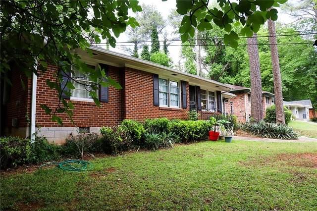 2968 Pasadena Drive, Decatur, GA 30032 (MLS #6728815) :: North Atlanta Home Team