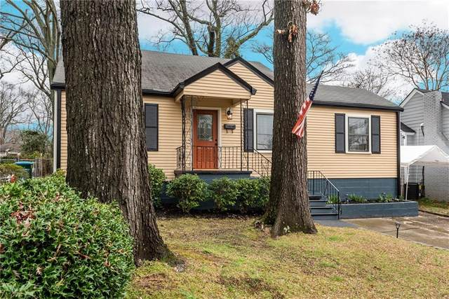 537 North Avenue, Hapeville, GA 30354 (MLS #6728819) :: The Hinsons - Mike Hinson & Harriet Hinson