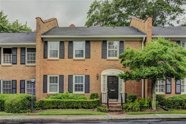 4620 Wieuca Road NE #13, Atlanta, GA 30342 (MLS #6728820) :: The North Georgia Group