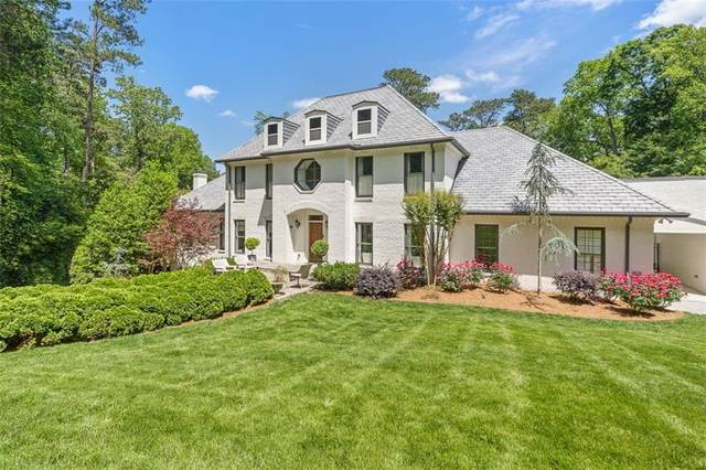 4281 Northside Drive NW, Atlanta, GA 30327 (MLS #6728823) :: Path & Post Real Estate