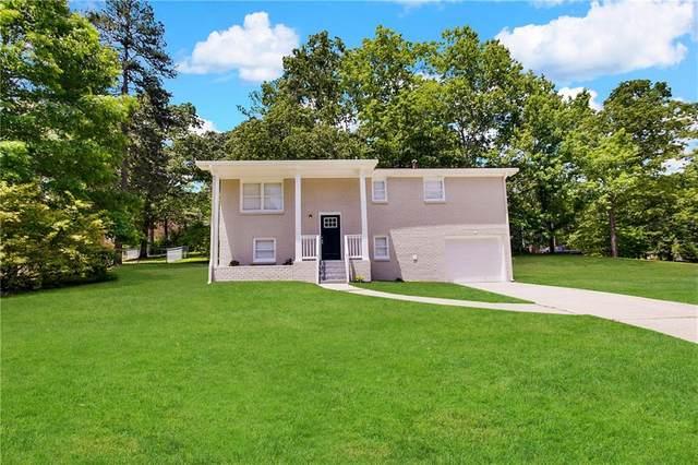 4234 Chickasaw Trail, Douglasville, GA 30135 (MLS #6728827) :: Kennesaw Life Real Estate