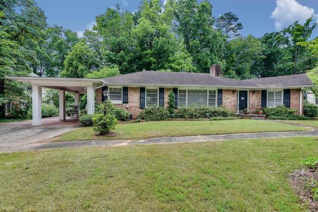 302 Old Ivy Road, Atlanta, GA 30342 (MLS #6728830) :: The Zac Team @ RE/MAX Metro Atlanta