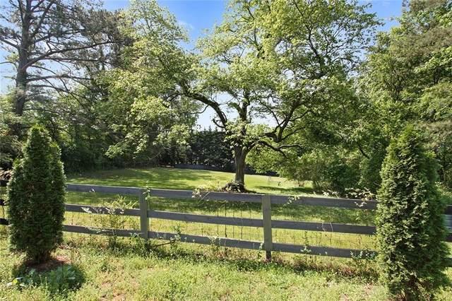 14720 Wood Road, Milton, GA 30004 (MLS #6728835) :: The Hinsons - Mike Hinson & Harriet Hinson