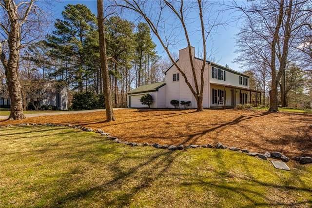 632 Willow Ridge Drive NE, Marietta, GA 30068 (MLS #6728840) :: The Butler/Swayne Team