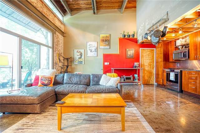 1661 La France Street NE #419, Atlanta, GA 30307 (MLS #6728859) :: Lakeshore Real Estate Inc.