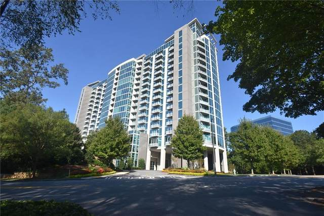 3300 Windy Ridge Parkway #1716, Atlanta, GA 30339 (MLS #6728864) :: The Zac Team @ RE/MAX Metro Atlanta