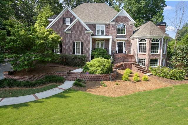 2175 Unity Court NW, Marietta, GA 30064 (MLS #6728876) :: Kennesaw Life Real Estate