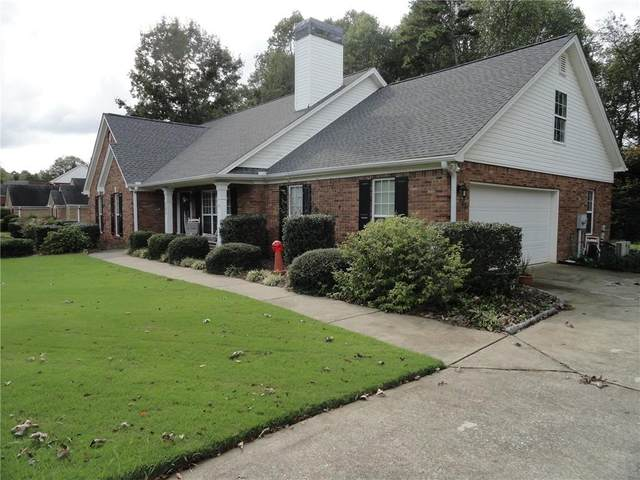 283 Psalms Drive, Jefferson, GA 30549 (MLS #6728882) :: Good Living Real Estate