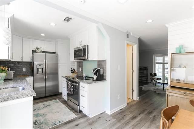 136 Peachtree Memorial Drive NW Va3, Atlanta, GA 30309 (MLS #6728894) :: Charlie Ballard Real Estate