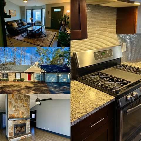 701 Winding River Way, Woodstock, GA 30188 (MLS #6728916) :: Rock River Realty
