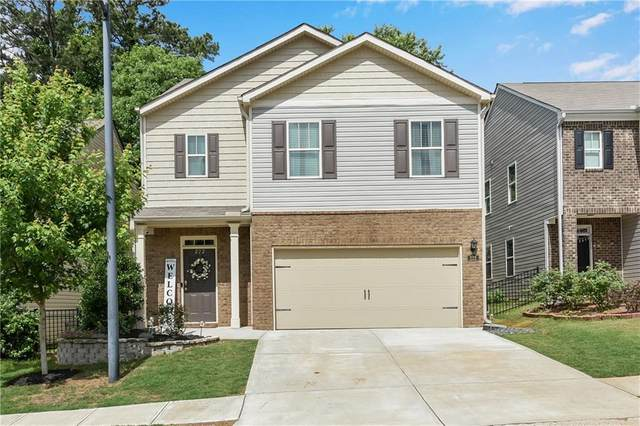 222 Princeton Court, Acworth, GA 30102 (MLS #6728928) :: The North Georgia Group