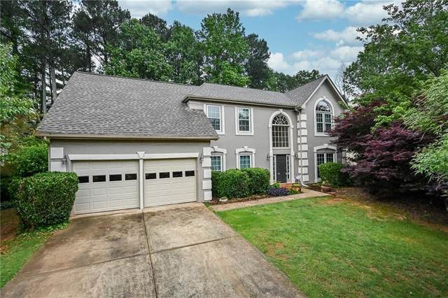 1025 Vinebrook Lane, Alpharetta, GA 30005 (MLS #6728933) :: RE/MAX Prestige