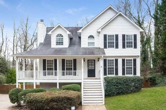 7190 Pinecrest Drive, Douglasville, GA 30134 (MLS #6728937) :: RE/MAX Prestige