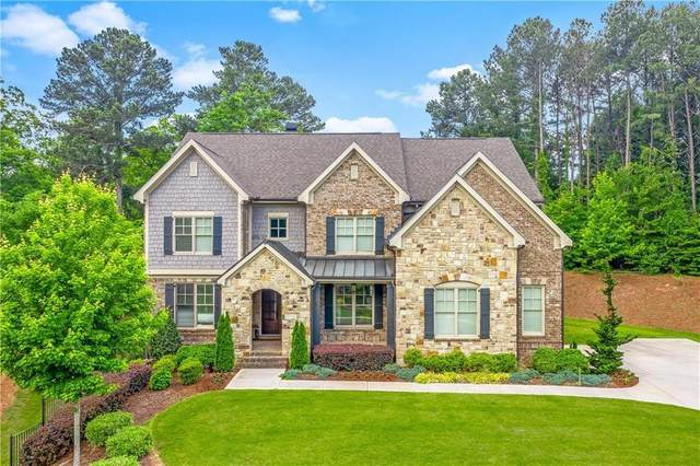 1827 Berkeley Oaks Lane NE, Atlanta, GA 30329 (MLS #6728949) :: The Zac Team @ RE/MAX Metro Atlanta