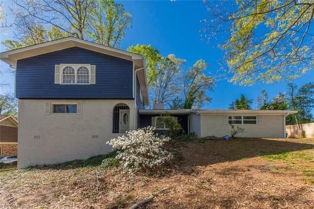 3759 Tree Bark Trail, Decatur, GA 30034 (MLS #6728964) :: North Atlanta Home Team
