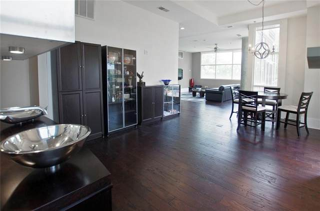 2881 Peachtree Road NE #605, Atlanta, GA 30305 (MLS #6728971) :: The North Georgia Group