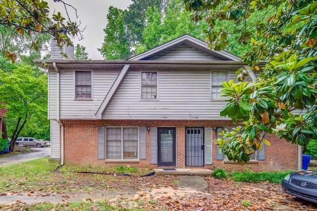 1190 Forest Villa Drive NW, Conyers, GA 30012 (MLS #6728981) :: The Cowan Connection Team