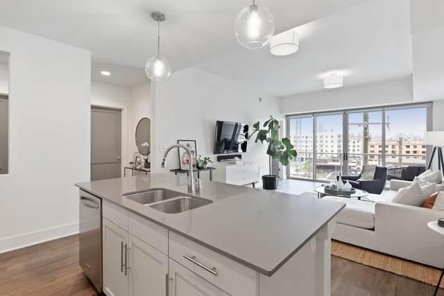 1100 Howell Mill Road NW #411, Atlanta, GA 30318 (MLS #6728999) :: Lakeshore Real Estate Inc.