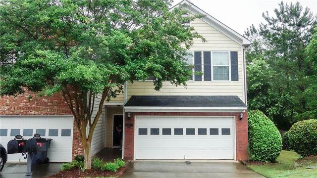 1961 Woodland Park Circle, Lawrenceville, GA 30043 (MLS #6729000) :: Charlie Ballard Real Estate