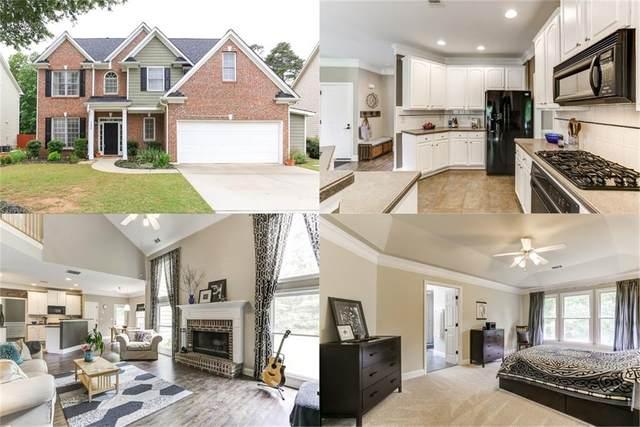 4200 Suwanee Bend Drive, Suwanee, GA 30024 (MLS #6729012) :: Charlie Ballard Real Estate