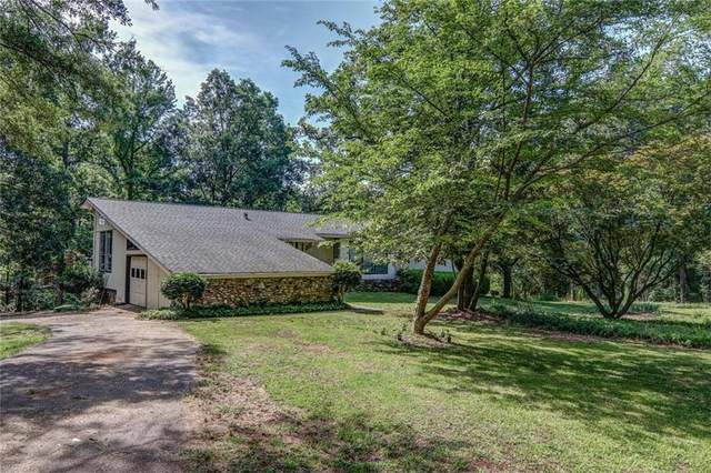 5310 Deer Run Drive SW, Conyers, GA 30094 (MLS #6729016) :: The Heyl Group at Keller Williams
