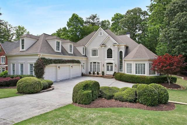 3455 Newport Bay Drive, Alpharetta, GA 30005 (MLS #6729020) :: AlpharettaZen Expert Home Advisors