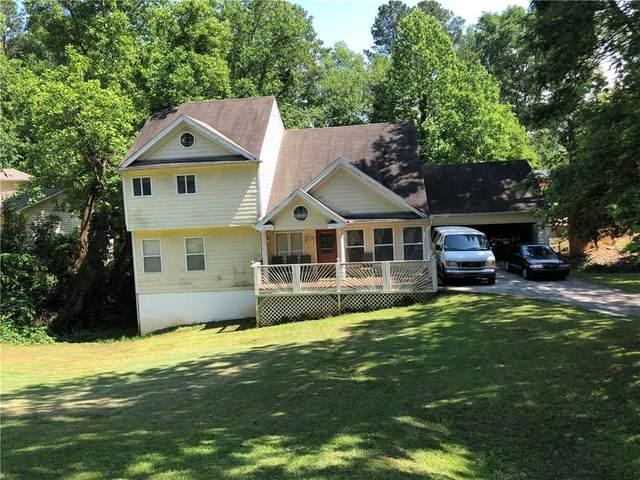 4125 Lakeshore Way NE, Marietta, GA 30067 (MLS #6729026) :: Rock River Realty